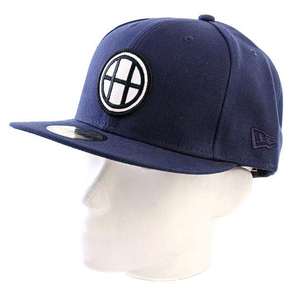 Бейсболка New Era Huf Circle H Dbc NewEra Navy