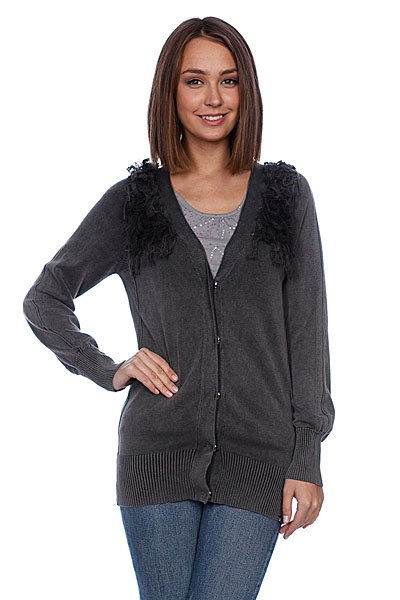 Джемпер женский Insight Swagger Cardi Charcoal