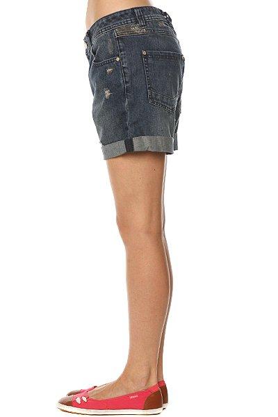 Шорты джинсовые женские Insight Trampin Short Indigo Trash