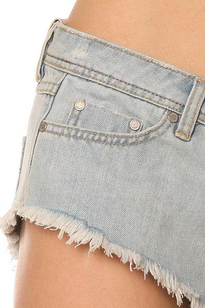 Шорты джинсовые женские Insight All Out Short Guns And Roses