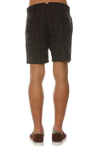 Классические мужские шорты Insight Barny Bubs Mid Coal Black