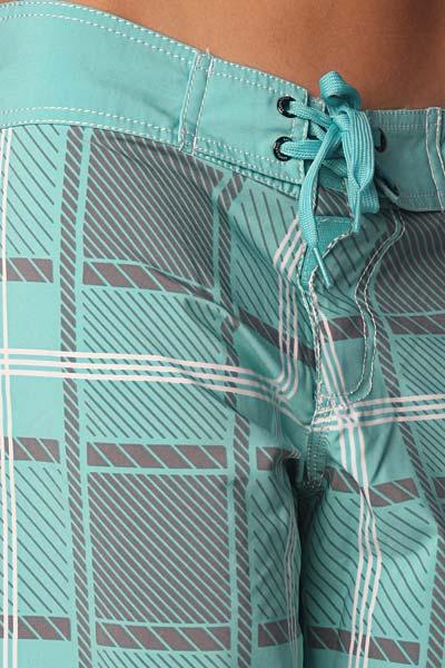 Шорты пляжные женские Santa Cruz Jude Pool Blue