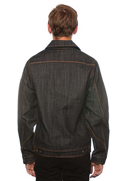 Куртка джинсовая Element Delaware Raw