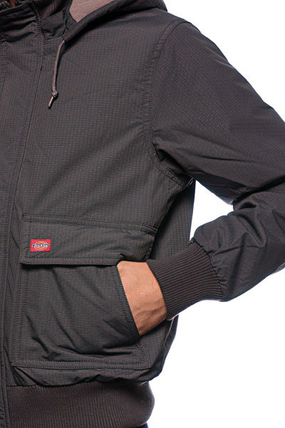 Куртка зимняя Dickies Keane Jacket Charcoal
