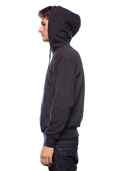 Толстовка Dickies Thermal Lined Hooded Fleece Jacket Dark Navy
