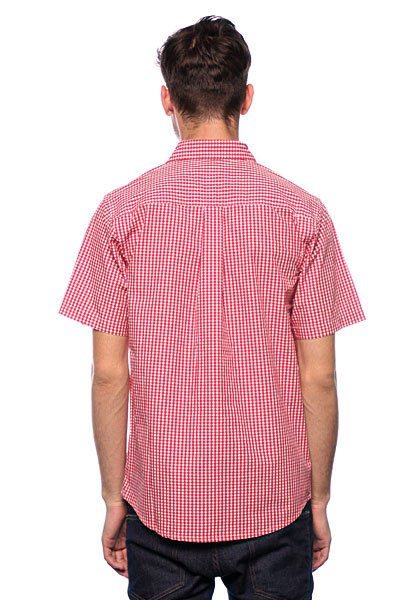 Рубашка Dickies Brenham Fiery Red