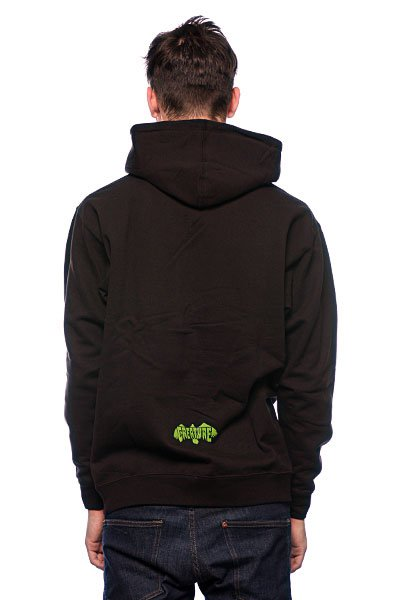 Толстовка Creature Party Vulture Pullover Black