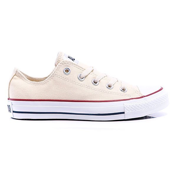 Кеды Converse All Star Ox Unisex Unbleach M9165 White