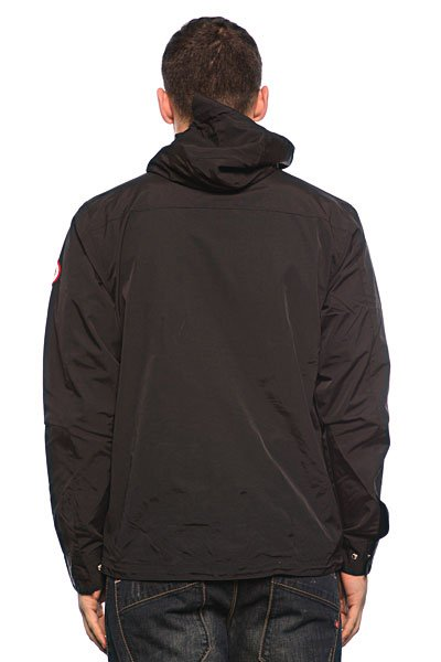 Куртка Huf Trail Coat Black