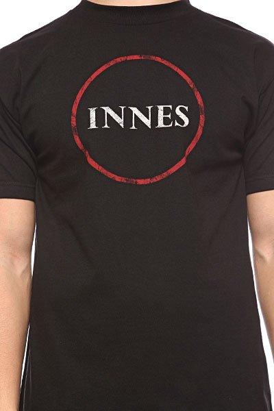Футболка Innes Den Black