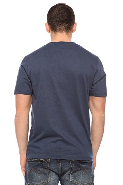Футболка Dickies Horseshoe Tee Navy Blue