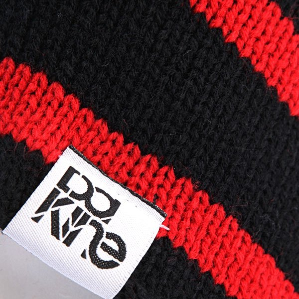 Шапка носок мужская Dakine Flip Flop Red