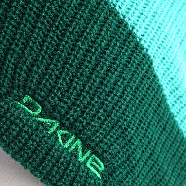Шапка носок мужская Dakine Lester Green