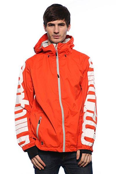 Куртка Thirty Two Shiloh 2.0 Shell Orange