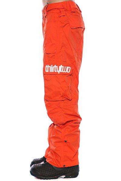 Штаны сноубордические Thirty Two Blahzay Pant Orange