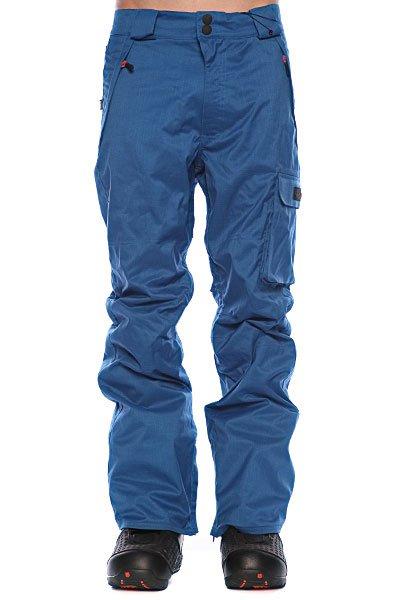 Штаны сноубордические Thirty Two Basement Pant Petrol Royal