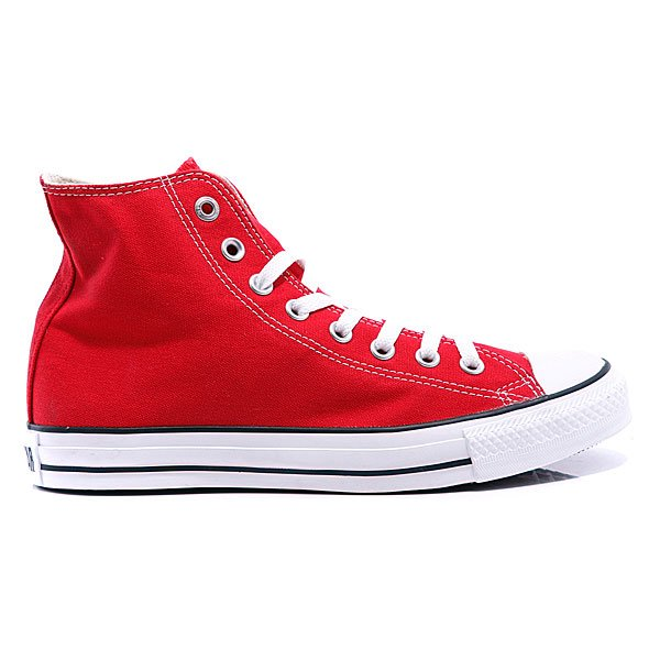 Кеды высокие Converse Chuck Taylor As Core Unisex Canvas Hi M9621 Red