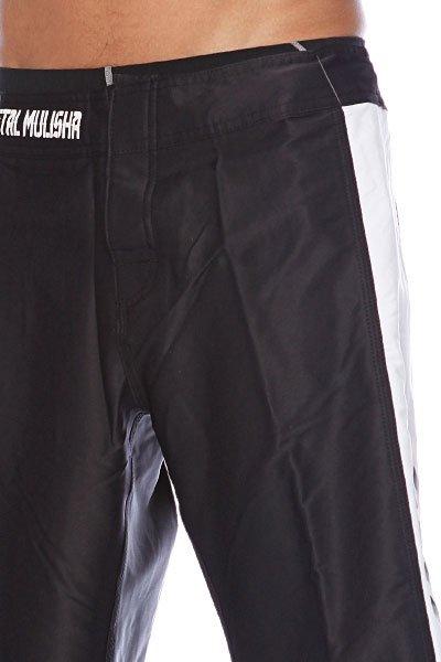 Пляжные мужские шорты Metal Mulisha Strategize Black