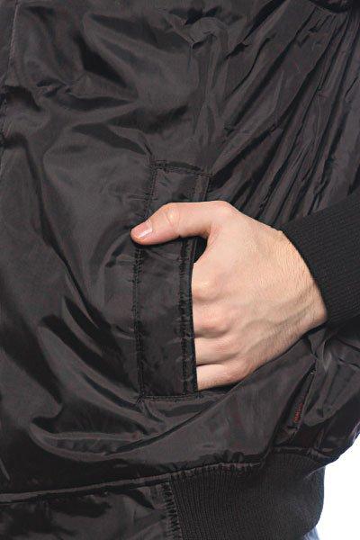 Ветровка мужская Independent Chance Quilted Vest Black