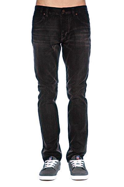 e03827abfb4 Купить джинсы узкие мужские зауженные Insight Buzzcock Slim Black ...