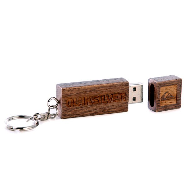 USB Flash Quiksilver 2Gb - подарок