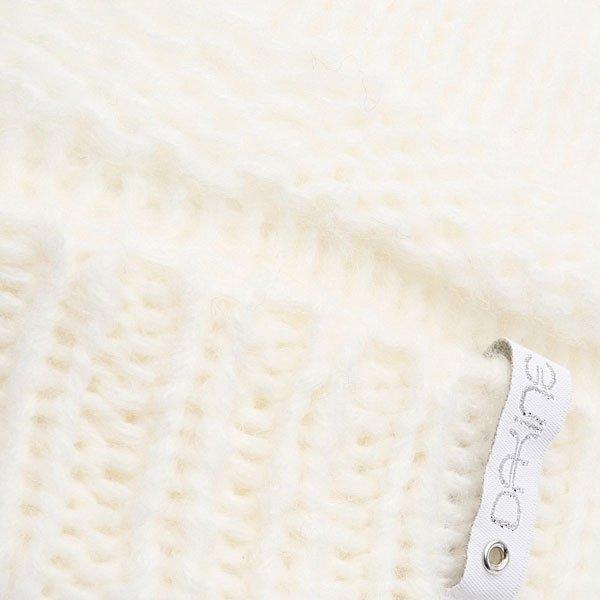 Шапка с помпоном женская Dakine Scruntch Ivory