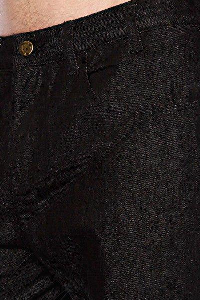 Джинсы прямые мужские классические Enjoi Manorexic Jean 3 Black