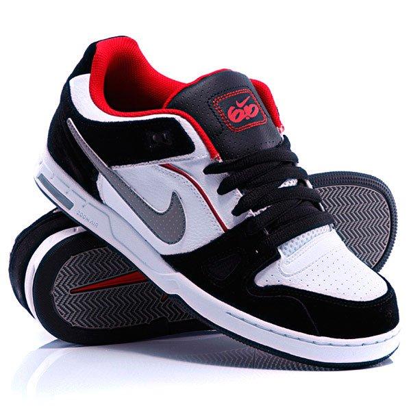 ad25cfba Купить кеды Nike Zoom Oncore 2 White/Light Charcoal/Sport Red ...