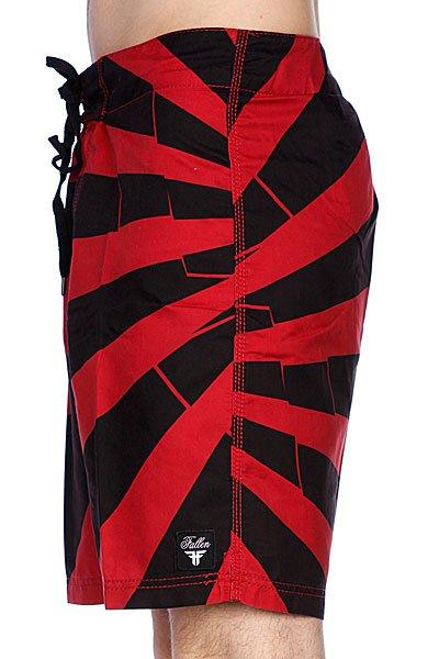 Пляжные мужские шорты Fallen Board Short Rising Sun