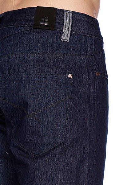 Джинсовые мужские шорты Insight Squart City Indigo Rinse