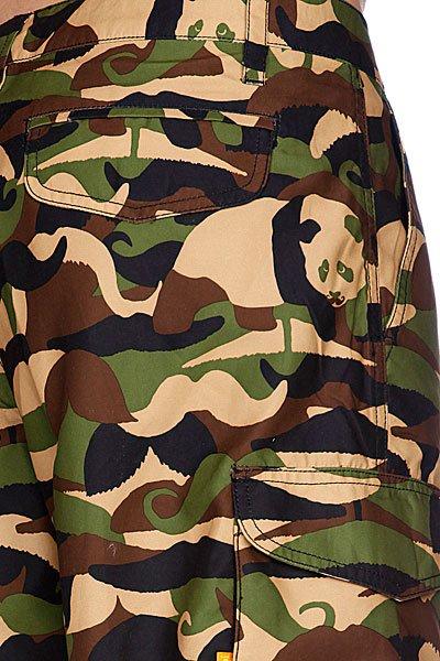 Классические мужские шорты Enjoi New Jersey Short Camoustache