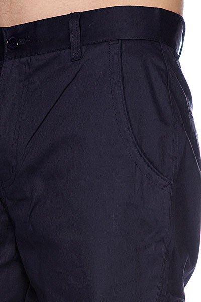 Классические мужские шорты Enjoi Abort Short Navy