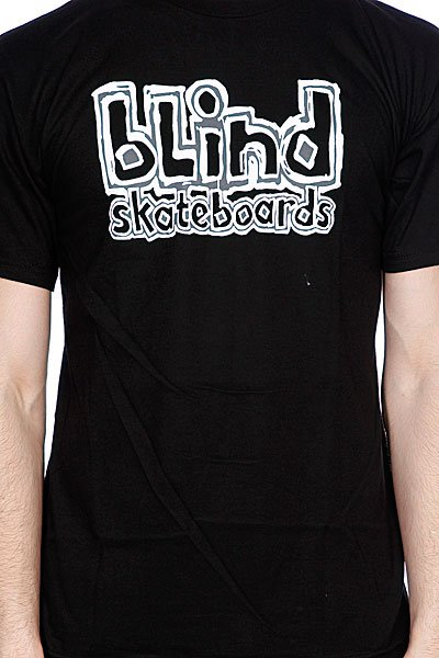 Футболка Blind Blind Skateboards Black