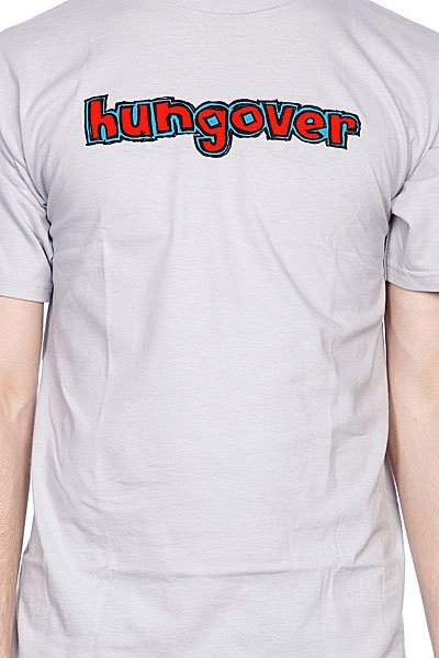 Футболка Blind Hungover Reversible Silver