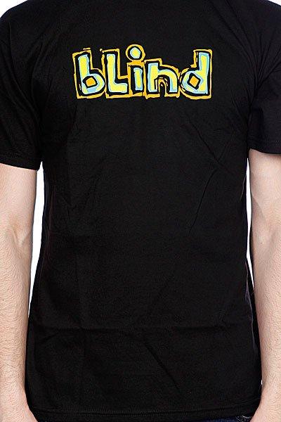 Футболка Blind Og Logo Black