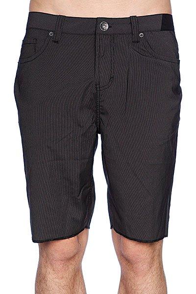 Классические мужские шорты Globe Armstrong Walkshort Vintage Black