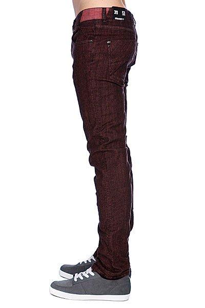 Джинсы узкие мужские зауженные Globe Sixx Jean Fireball