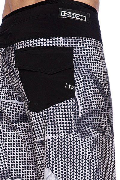 Пляжные мужские шорты Globe Lawless Boardshort Black