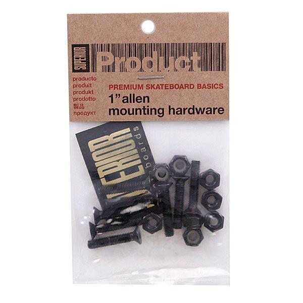 Винты для скейтборда Superior Allen Mounting Hardware 1 (12-Pack)