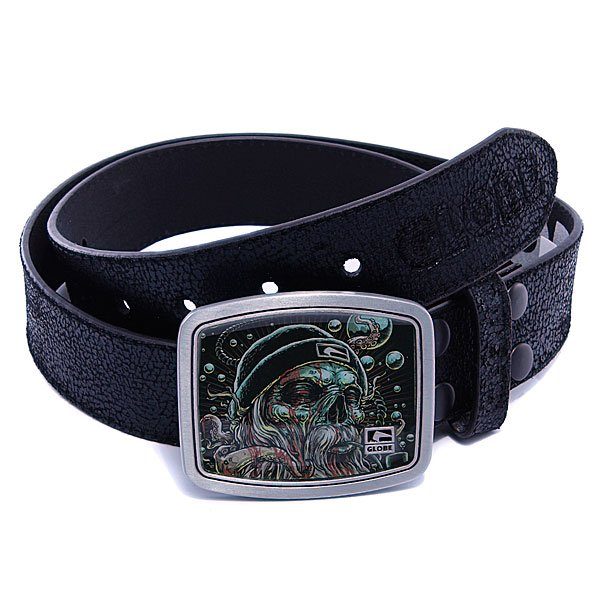 Ремень Globe Wench Belt Black/Dead Sailer
