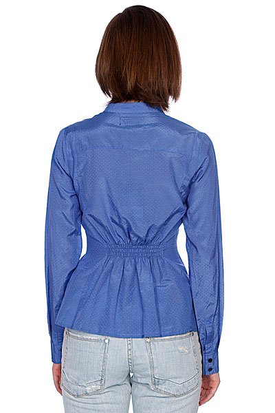 Рубашка женская Insight Sassy Grace Shirt Cobalt