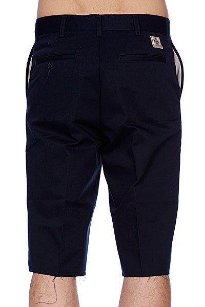 Классические мужские шорты Independent No Bs Work Navy