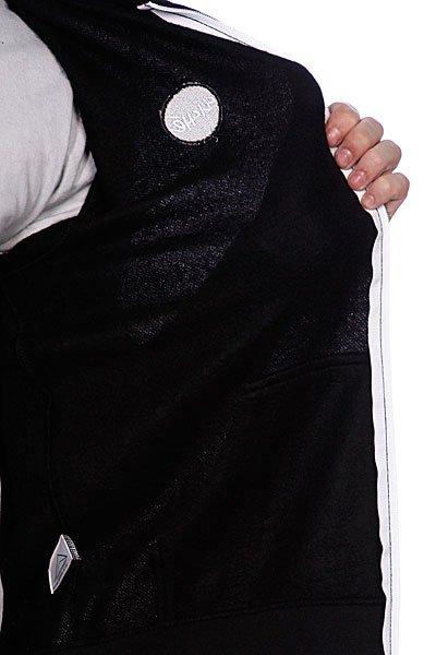 Толстовка Cliche Circle Embro Black