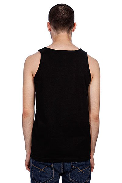 Майка Innes Simple Tank Top Black