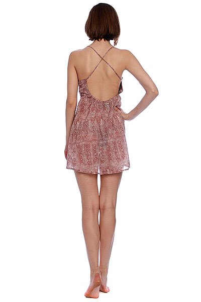 Платье женское Insight Goa Dress Dusty Pink