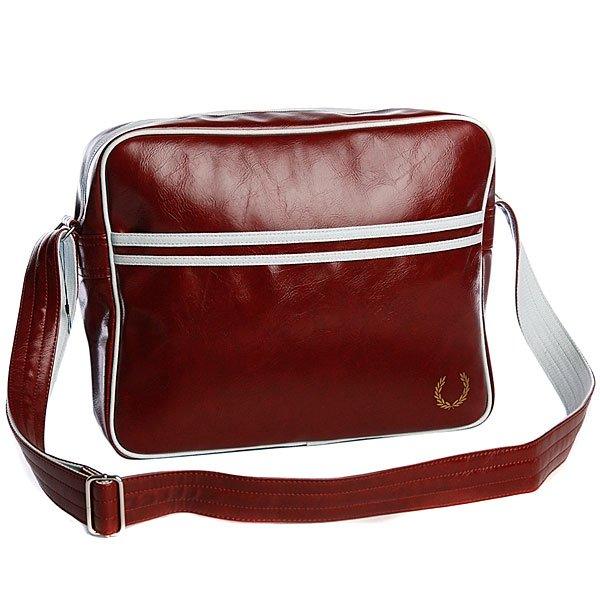 Дизайнерская сумка Fred Perry «Лавровый венок»