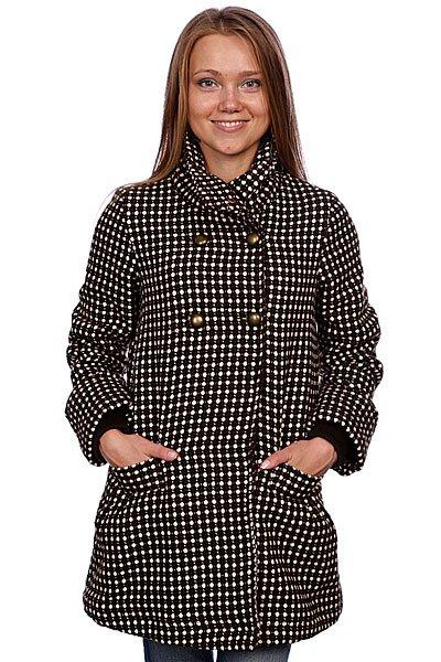 Пальто женское Animal Bouvier Long Coat Brown
