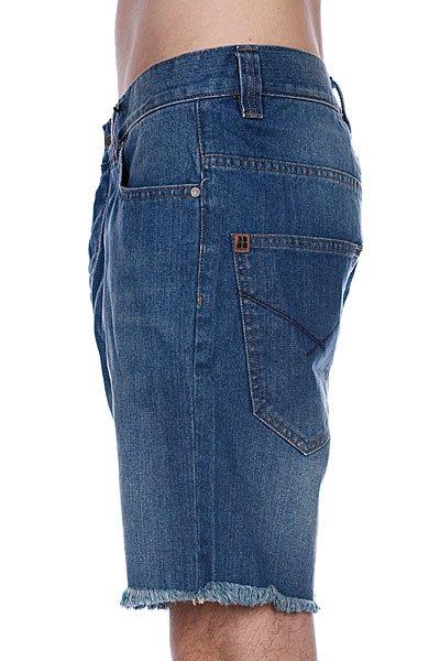 Джинсовые мужские шорты Insight Broke Ass Classic Blue Vintage