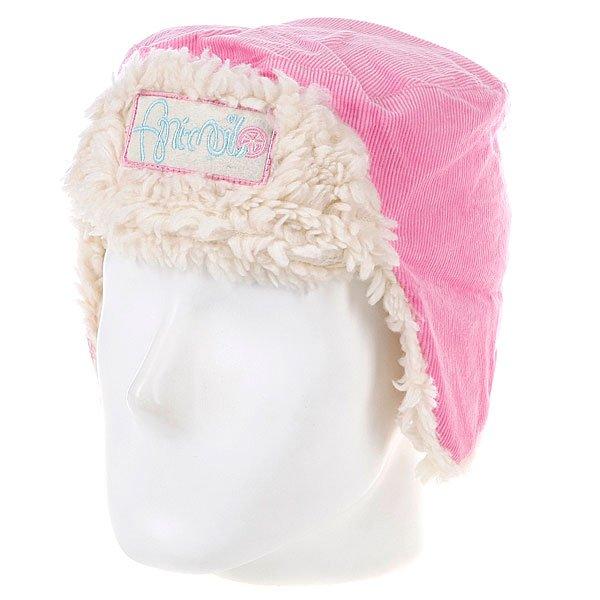 Шапка женская Animal Belle Cap Pink