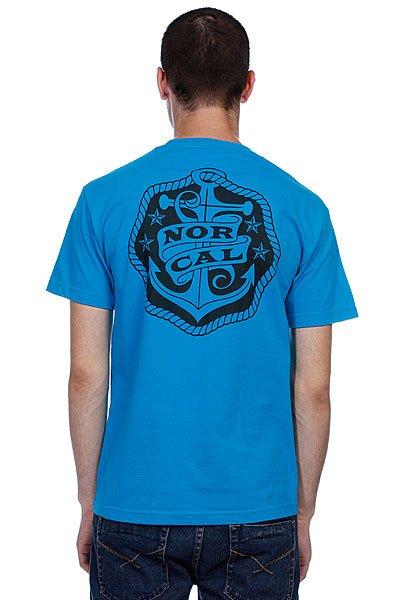 Футболка Nor Cal Safe Harbor Turquoise